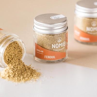 Fenoui en poudre, épices Nomie