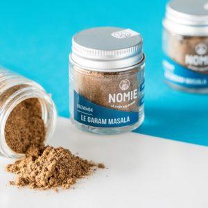 Le Garam Masala, épices Nomie