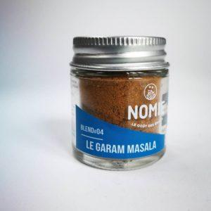 Le Garam Masala, Nomie ®