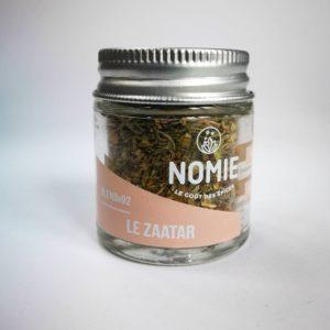 Le Zaatar, Nomie ®