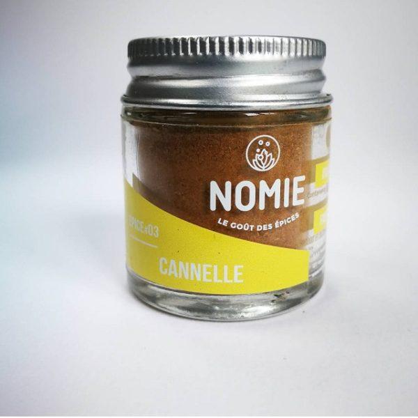 Cannelle, Nomie ®