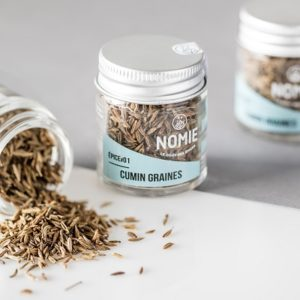 Cumin en graines, épices Nomie