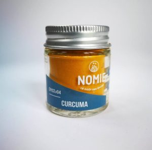 Curcuma, Nomie ®
