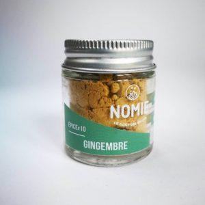 Gingembre, Nomie ®