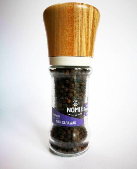 Poivre noir de Sarawak, Nomie ®