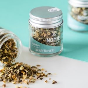 Piment vert Jalapeño, épices Nomie