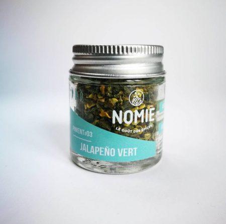 Piment Jalapeño vert, Nomie ®