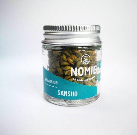 Baies de Sansho, Nomie ®