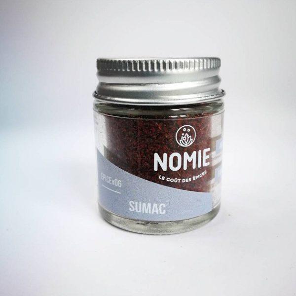Sumac, Nomie ®
