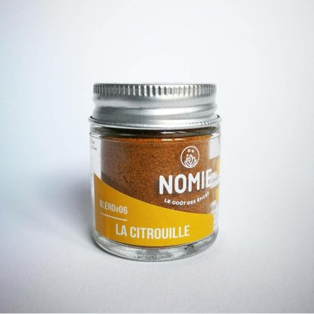 La Citrouille, Nomie ®