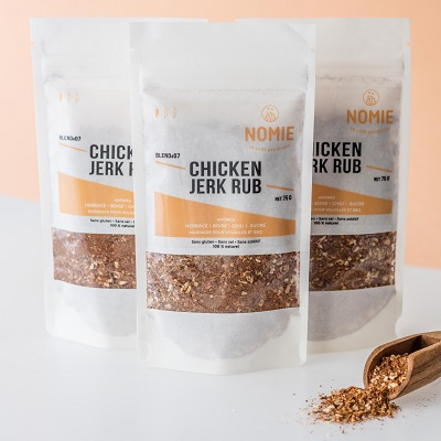 Chicken Jerk Rub, Nomie