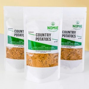 Country Potatoes, Nomie