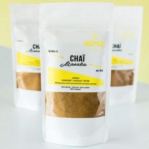 Chaï Masala, Nomie