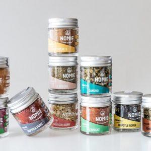 Nos Petits pots d'épices, ludiques et pratiques