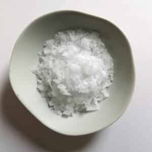 Flocons de sel de Maldon, Angleterre - Nomie